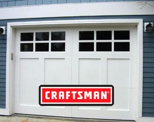 Craftsman Garage Door - The Best There Is