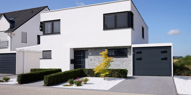 We Are The Kings Of Modern Style Garage Doors - Supreme Garage Door Repair