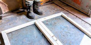 Garage Door Glass Panel Replacement
