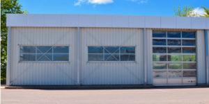 Commercial Glass Garage Doors – Clear Garage Doors