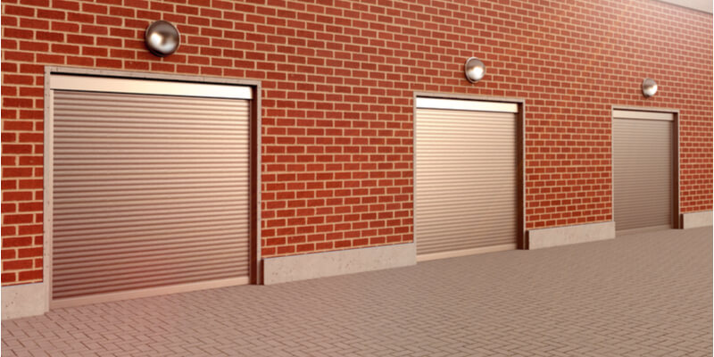 Commercial Roller Doors - Supreme Garage Door Repair