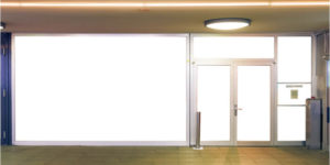 Commercial Glass Roll Up Doors – Safety And Convenience!