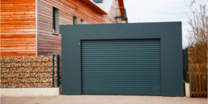 Modern Black Garage Doors – Security And Style