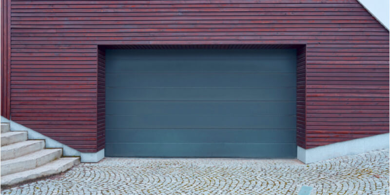 Modern Contemporary Garage Doors - Supreme Garage Door Repair