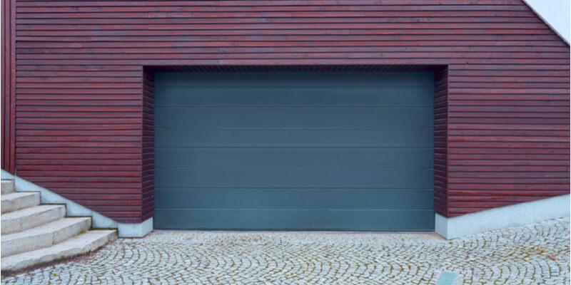 Modern Contemporary Garage Doors - Supreme Garage Door Repair