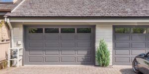Electric Garage Door Makeover