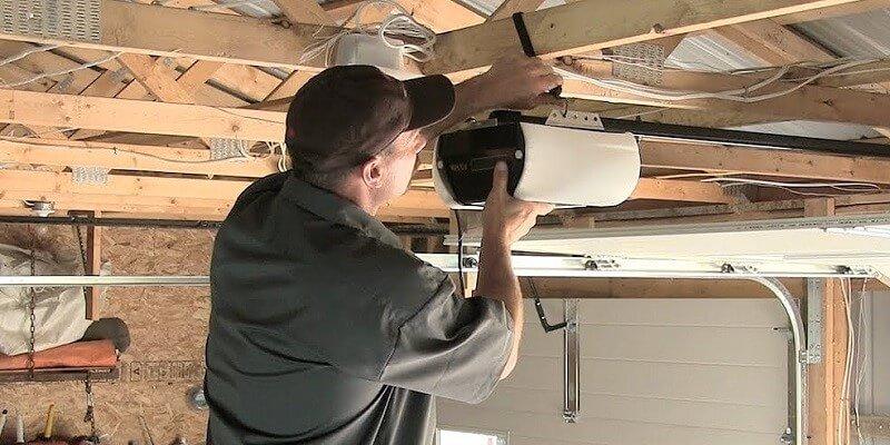 garage door opener for rolle up door - Supreme Garage Door Repair